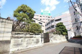 世田谷区千歳台三丁目の売地A 現地写真