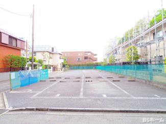 世田谷区成城7丁目 売地 B区画  現地写真