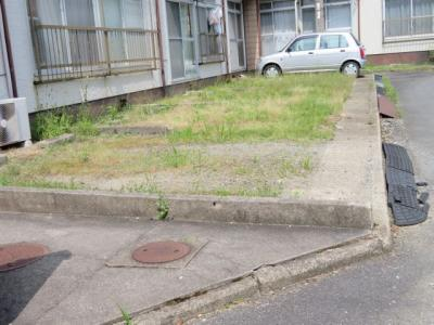 【駐車場】麦笛ハイツ