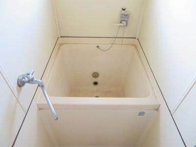 【浴室】麦笛ハイツ