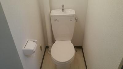 【トイレ】コーポイソダ