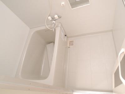 【浴室】コーポイソダ