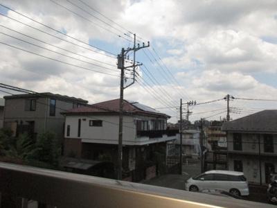 【展望】第2サンハイツ大野