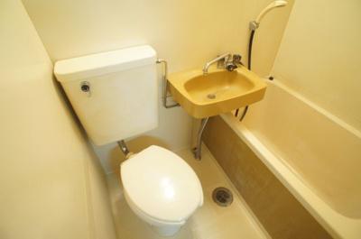 【浴室】メイプルリーフ平野