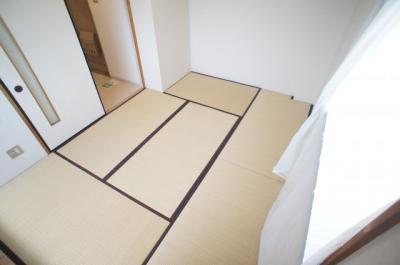 【和室】平野アークヒルズ