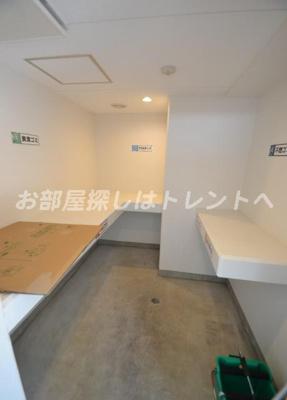 【その他共用部分】リコットハウス中野新橋