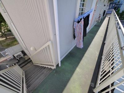 2階部分です