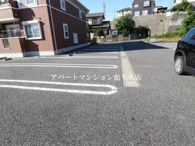 【駐車場】さくらヒルズ霞台 参番館