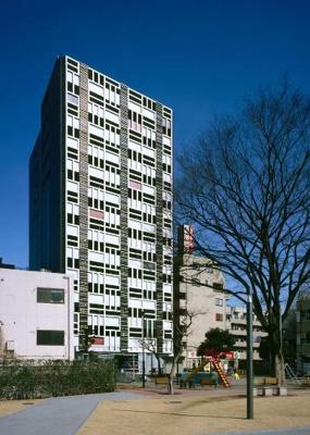 【外観】イプセ新宿若松町