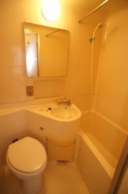 【浴室】マンション和光