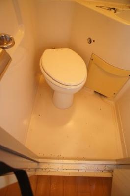 【トイレ】マンション和光