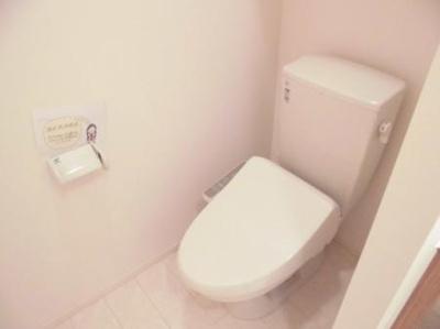 DUOのトイレ