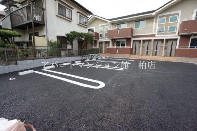 【駐車場】ウィズヒルⅡ