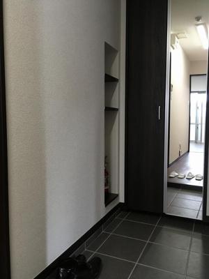 【玄関】アーバンライフ八重瀬
