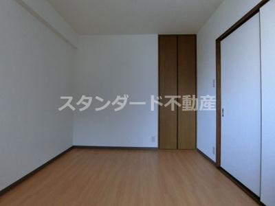 【洋室】ボヌール扇町
