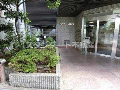 【エントランス】ボヌール扇町