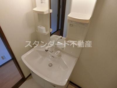 【洗面所】ボヌール扇町