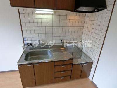 【キッチン】ボヌール扇町