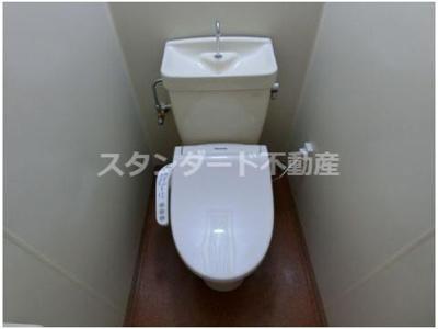 【トイレ】ボヌール扇町