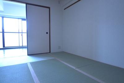 【寝室】サンワプラザ六甲