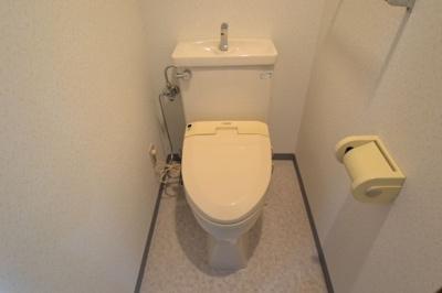 【トイレ】サンワプラザ六甲