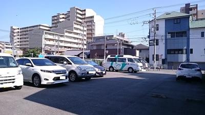 【外観】藤栄不動産駐車場