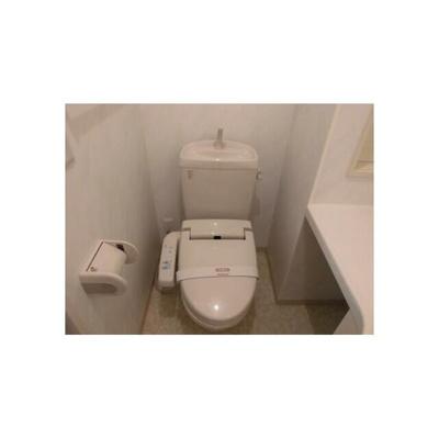 リバーハイツ幕張のトイレ
