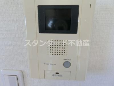 【セキュリティ】メゾンドアヴェルⅢ