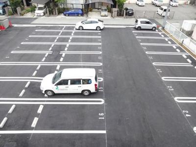 【駐車場】South Hills Ⅱ