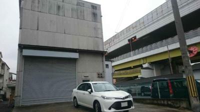 【外観】瓜破6丁目倉庫