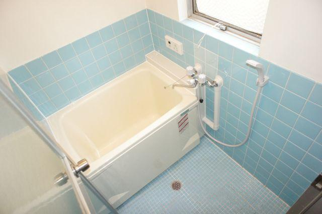 今回お風呂が新品になりました。