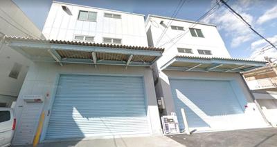 【外観】勝山南1倉庫 南北棟3階