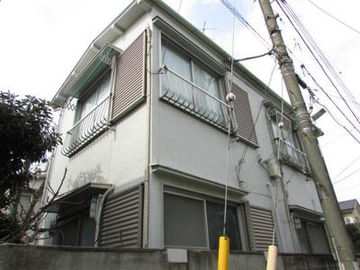 【外観】パンセD棟