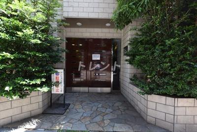 【エントランス】ラグジュアリーアパートメント東日本橋
