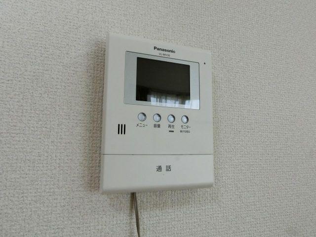 プレジデント土師ノ里 テレビモニターホン