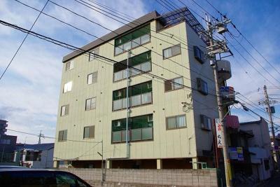 【外観】コーポ諏訪柳町