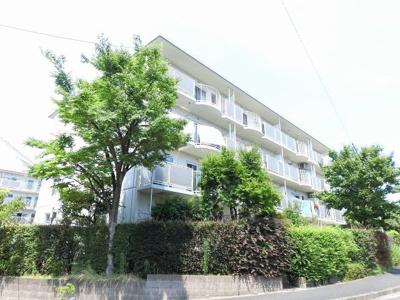【外観】磯子レインボーハイツ10-4号棟