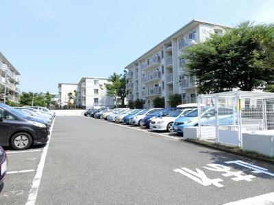 【駐車場】磯子レインボーハイツ10-4号棟