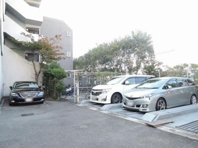 【駐車場】セレニティ久が原