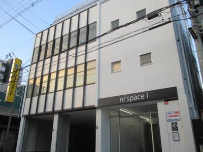 【外観】re-space1(リスペースワン) 事務所