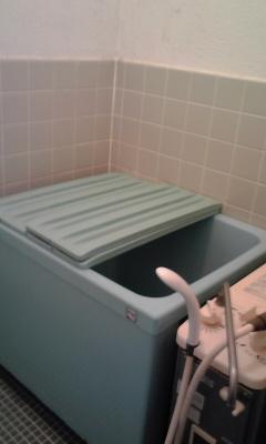 【浴室】ヒシコーハイツ