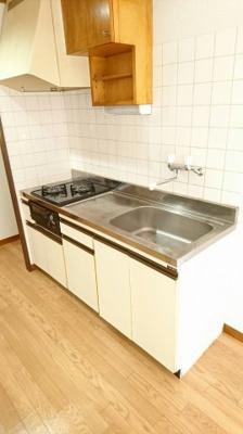 【キッチン】フラット89