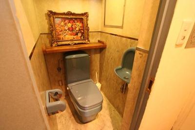【トイレ】センチュリーマノワ