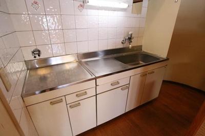 【キッチン】センチュリーマノワ