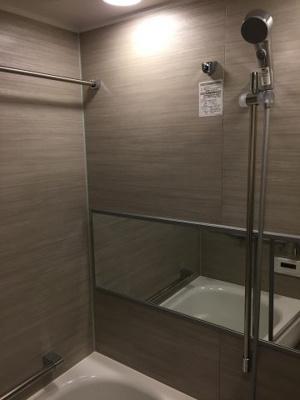 【浴室】ステーションツインタワーズ糀谷フロントウエスト