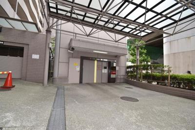 【駐車場】グランソレイユ日本橋