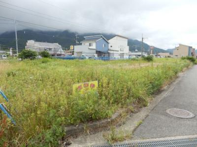 【外観】黒井売土地3号地