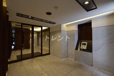 【エントランス】HF八丁堀レジデンスⅡ