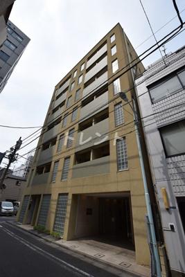 【外観】ニューシティアパートメンツ新川Ⅱ