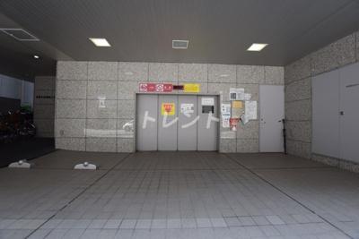 【駐車場】友泉大伝馬町ビル